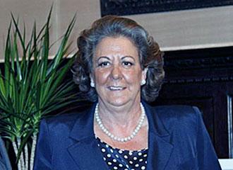 Rita Barber� en una imagen de archivo.