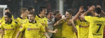 Colonia 1-2 B. Dortmund