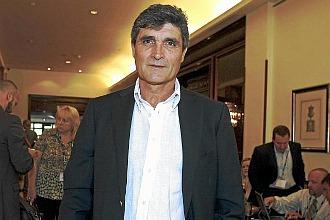 Juande Ramos posa para MARCA