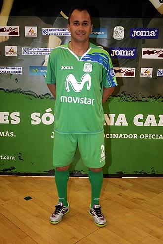 Marquinho, de Inter Movistar