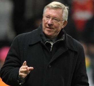 Una imagen de Sir Alex Ferguson
