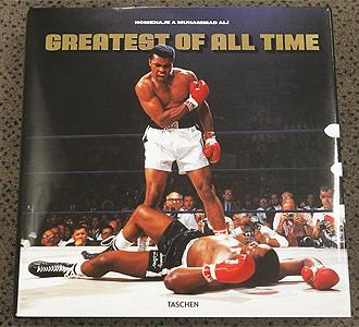 Portada del libro 'Greatest of all time'