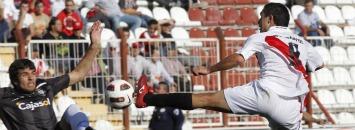 Rayo 0-0 Recreativo