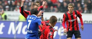 Eintracht 0-0 Schalke 04
