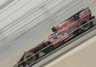 Jaime Alguersuari saldr� decimoquinto en Corea.