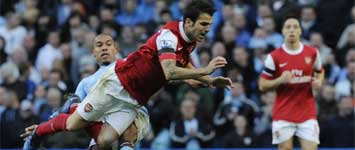 City 0-3 Arsenal