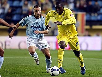 Imagen de la eliminatoria Poli Ejido-Villarreal en la temporada 2008/09
