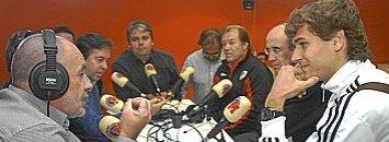 Radio MARCA en Lezama
