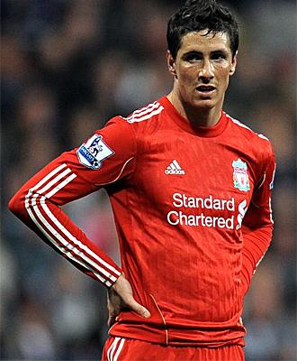 Fernando Torres result� decisivo en la victoria del Liverpool