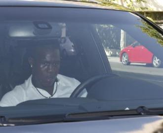Drenthe, en un coche acude al Bernab�u