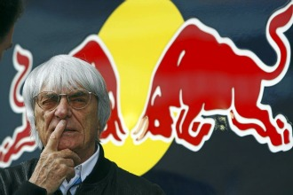Bernie Ecclestone, patr�n de la F�rmula 1