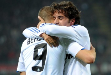 Milan 2-2 Real Madrid