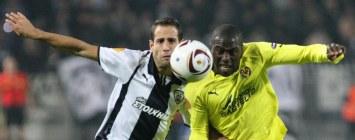 PAOK 1-0 Villarreal