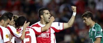 Sevilla 4-0 Karpaty