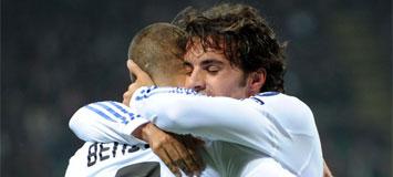 Milan 2-2 Real Madrid