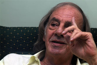El ex t�cnico rojiblanco C�sar Luis Menotti