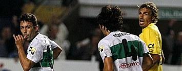 Elche 2-2 Las Palmas