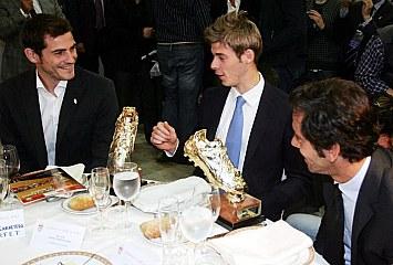Casillas, De Gea y Quique