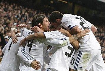 Real Madrid 2-0 Atl�tico