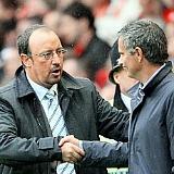 Ben�tez y Mourinho