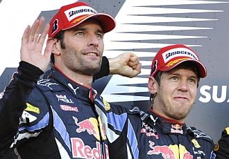 Webber y Vettel no mantienen una buena relaci�n