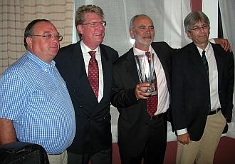 Valdemar Afonso (capit�n Portugal) Klaus Pastor (capit�n Alemania) Javier Barabino (capit�n Espa�a) y Miguel Tasso (capit�n B�lgica)