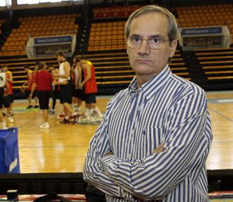 �ngel Palmi, Director Deportivo de la FEB