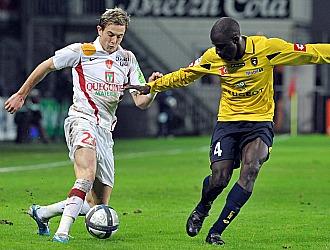 El Brest no pudo pasar del empate en su encuentro ante el Sochaux