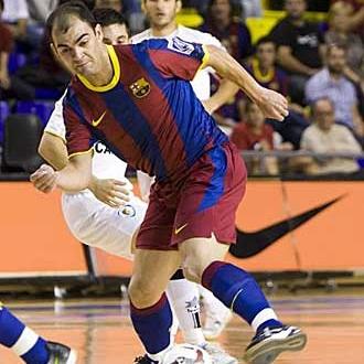 El partido Barcelona Carnicer de la temporada 09/10.