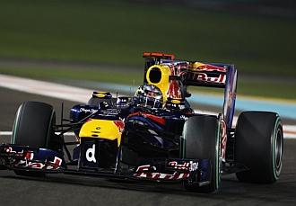 Vettel ganó el Mundial en Abu Dabi
