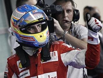 Alonso ha sido el m�s r�pido del a�o.