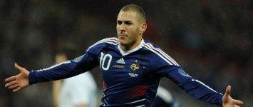 Inglaterra 1-2 Francia