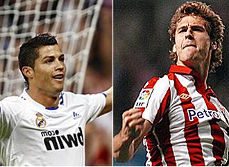 Cristiano y Llorente se llevar�n la atenci�n del partido.