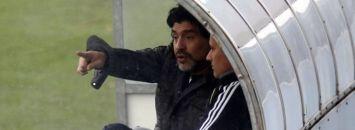 Maradona y Mourinho