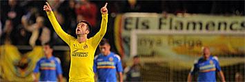 Villarreal 1-1 Valencia