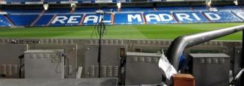 Vista desde el asiento de Mourinho