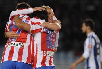 Real Sociedad 2-4 Atl�tico