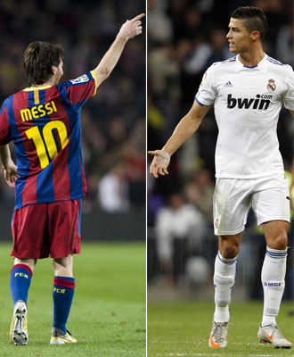 Messi vs. CR7
