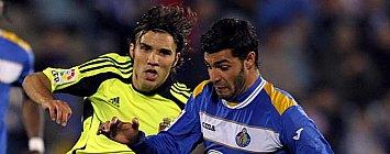 Getafe 1-1 Zaragoza
