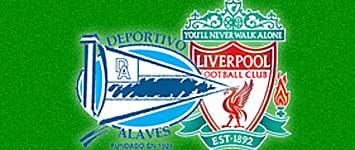 Alav�s-Liverpool