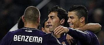 Ajax 0-4 Real Madrid
