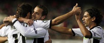 Valencia 6-1 Bursasport