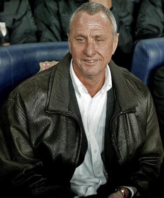 Johan Cruyff.