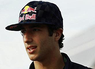 Ricciardo en una imagen de archivo.
