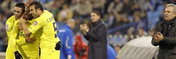 Villarreal 3-0 Zaragoza