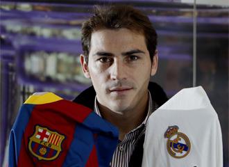 Iker Casillas, en la entrevista con el diario MARCA.