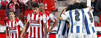Sporting 1-3 Real Sociedad