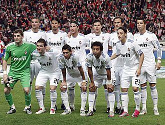 Este es el once que pondr� en liza Mourinho en el Camp Nou