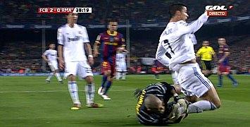 Penalti a Cristiano