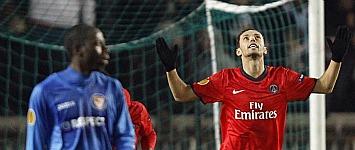 PSG 4-2 Sevilla